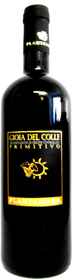 Plantamura, Primitivo Gioia del colle Doc 2010, Black label