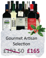 GOURMET ARTISAN SELECTION (12 Bottles)