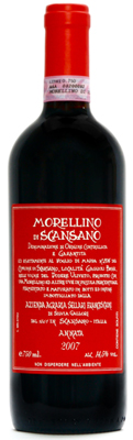 Sellari Franceschini, Morellino di Scansano DOCG 2011 - Red Labe